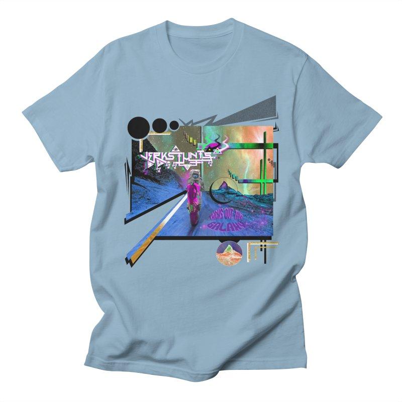 JERKSTUNTS TRICKS OUT THIS GALAXY Women's Regular Unisex T-Shirt by ExploreDaily's Artist Shop