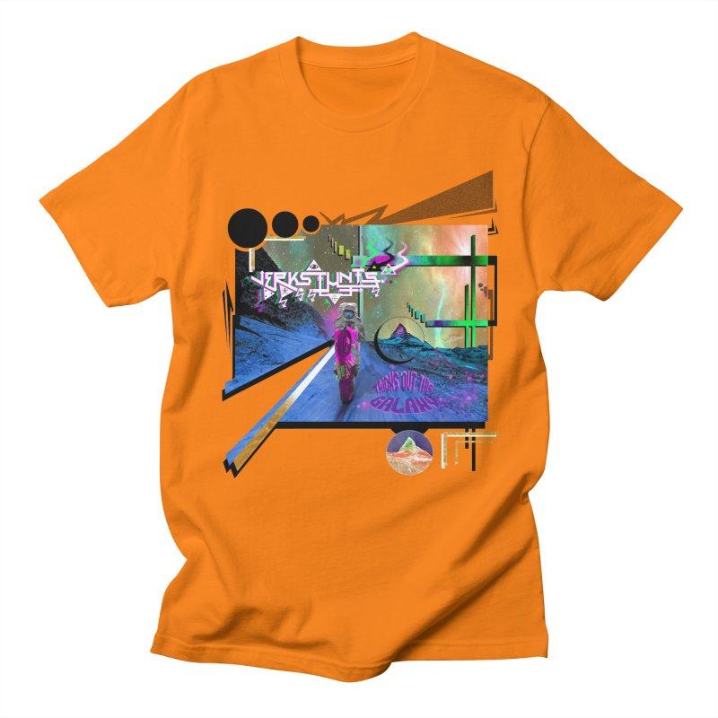 JERKSTUNTS TRICKS OUT THIS GALAXY Men's Regular T-Shirt by ExploreDaily's Artist Shop