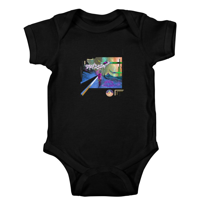 JERKSTUNTS TRICKS OUT THIS GALAXY Kids Baby Bodysuit by ExploreDaily's Artist Shop