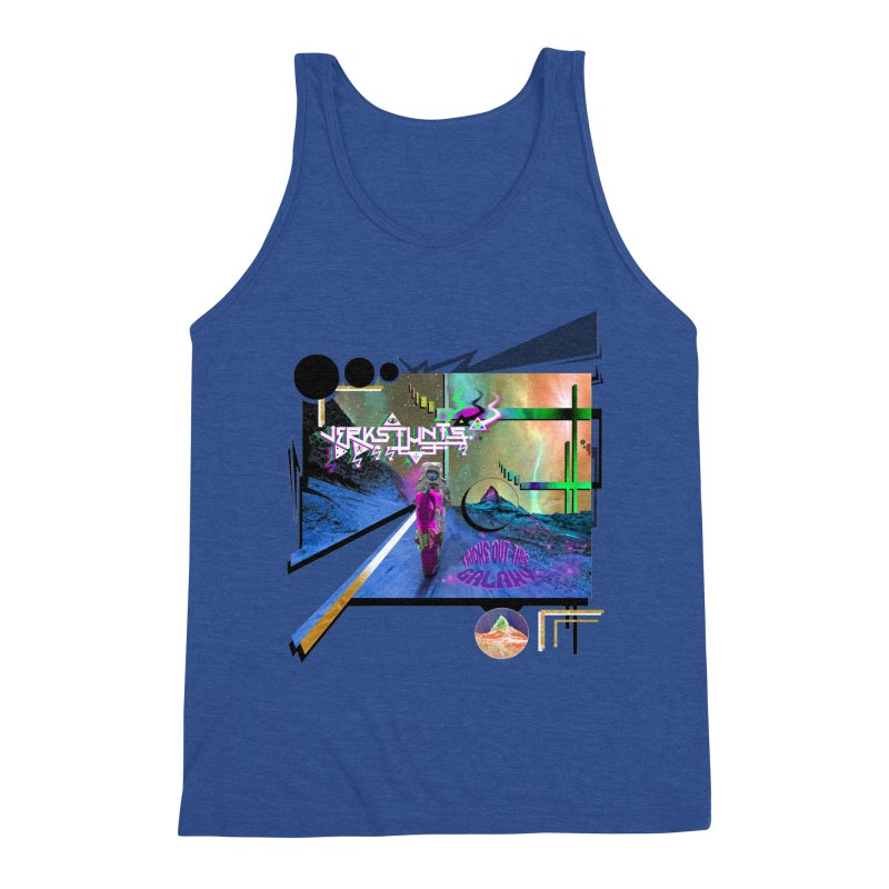 JERKSTUNTS TRICKS OUT THIS GALAXY Men's Tank by ExploreDaily's Artist Shop