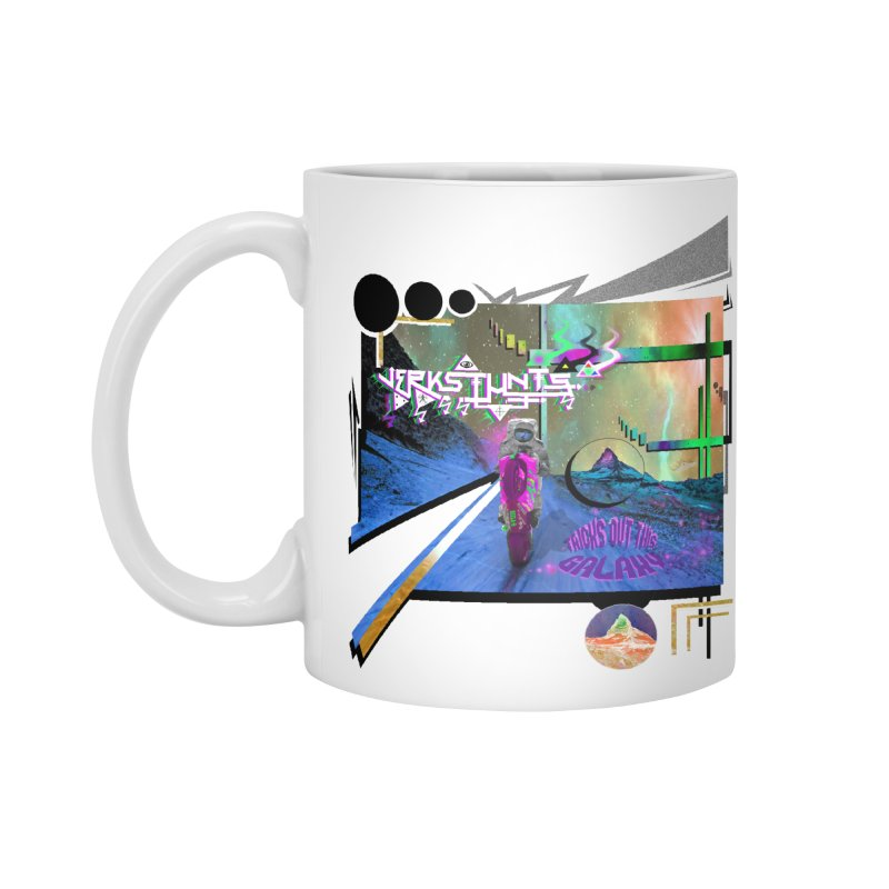 JERKSTUNTS TRICKS OUT THIS GALAXY Accessories Standard Mug by ExploreDaily's Artist Shop