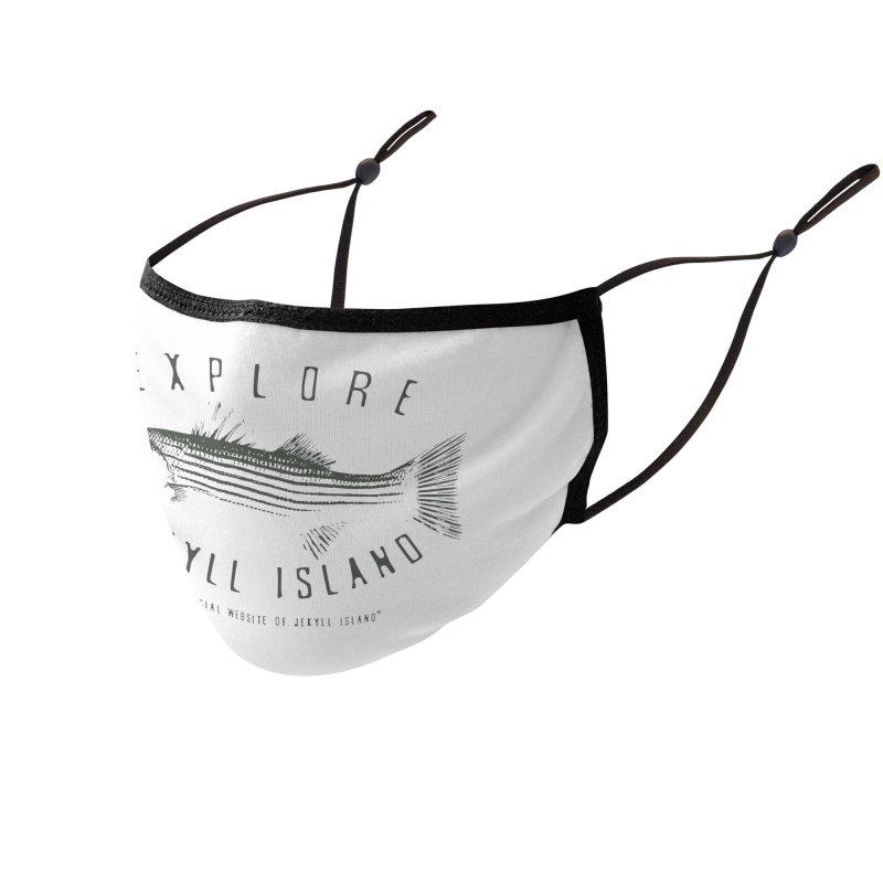 Explore Jekyll Island - Official Gear Accessories Face Mask by Explore Jekyll Island Official Gear