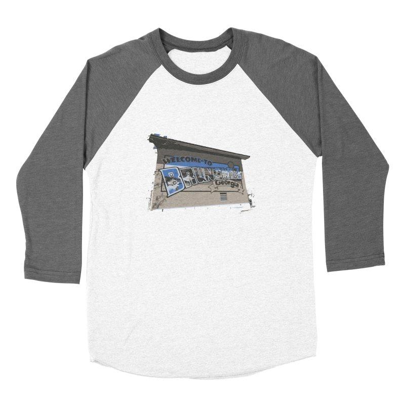 Welcome to Brunswick, Georgia Women's Longsleeve T-Shirt by Explore Jekyll Island Official Gear