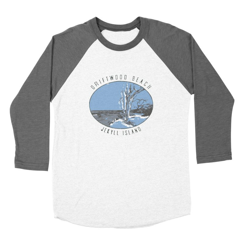 Driftwood Beach Jekyll Island Women's Longsleeve T-Shirt by Explore Jekyll Island Official Gear