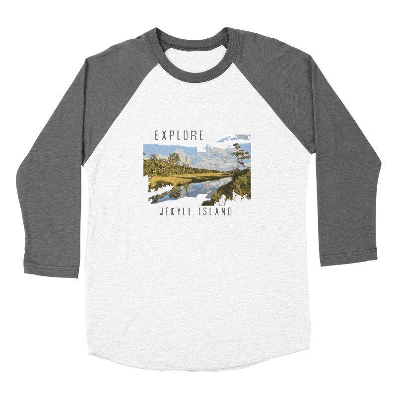 Explore Jekyll Island Women's Longsleeve T-Shirt by Explore Jekyll Island Official Gear