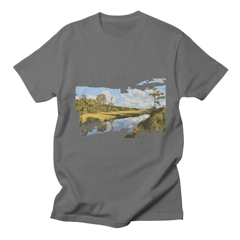 Explore Jekyll Island Men's T-Shirt by Explore Jekyll Island Official Gear