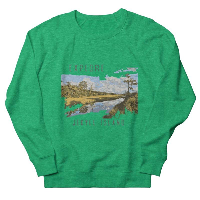 Explore Jekyll Island Women's Sweatshirt by Explore Jekyll Island Official Gear