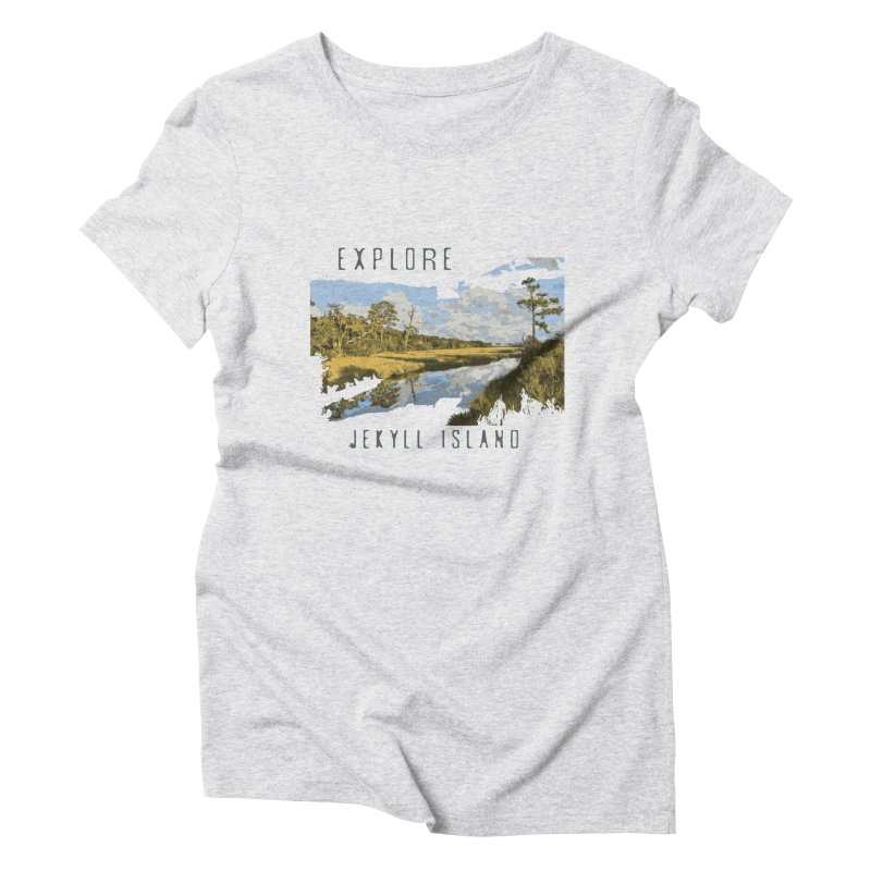 Explore Jekyll Island Women's T-Shirt by Explore Jekyll Island Official Gear