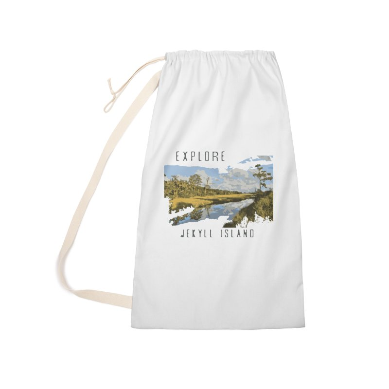 Explore Jekyll Island Accessories Bag by Explore Jekyll Island Official Gear