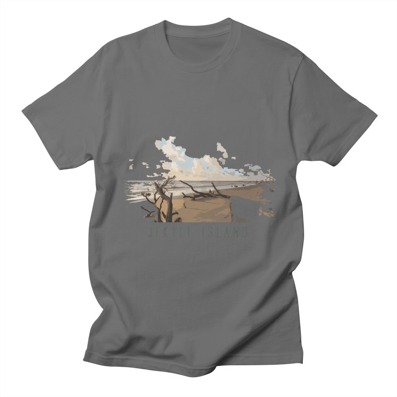 Jekyll Island Men's T-Shirt by Explore Jekyll Island Official Gear