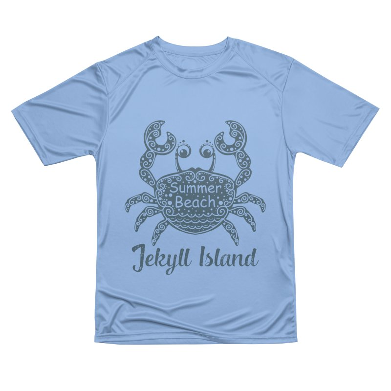 Jekyll Island Summer Beach Women's T-Shirt by Explore Jekyll Island Official Gear