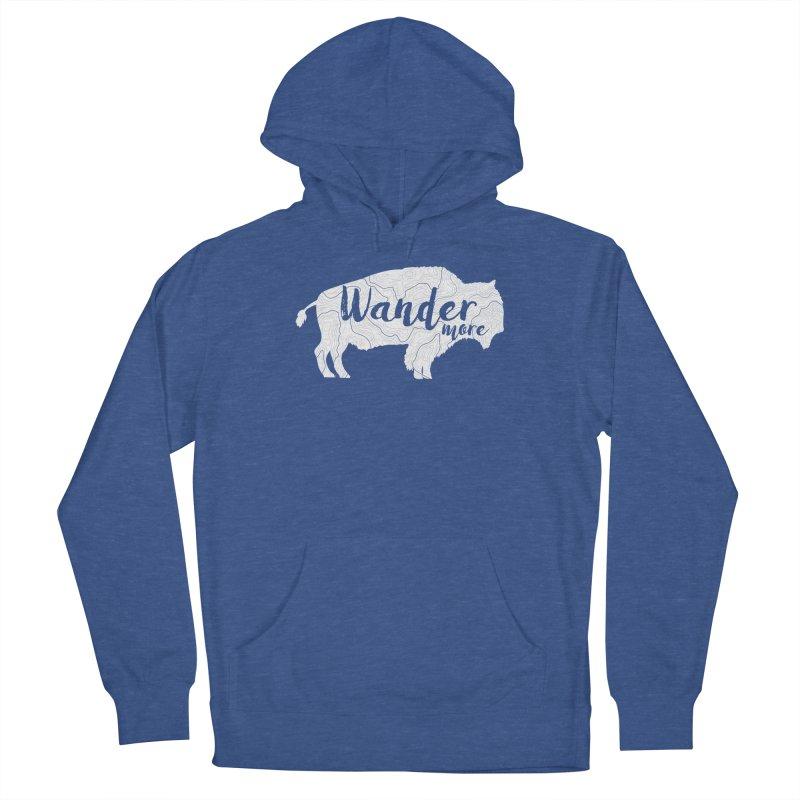The Wandering Buffalo Women's Pullover Hoody by Wanderluster