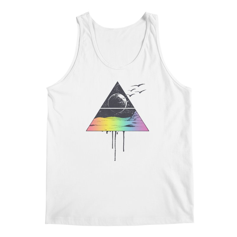 Breathe Men's Tank by expo's Artist Shop