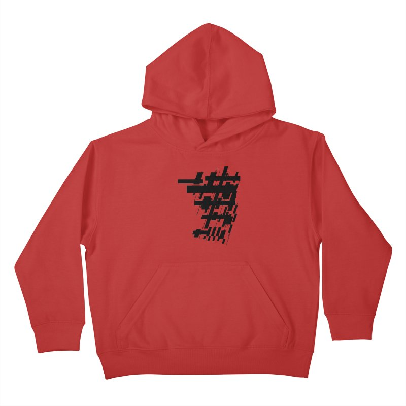Crossroads Kids Pullover Hoody by expo's Artist Shop