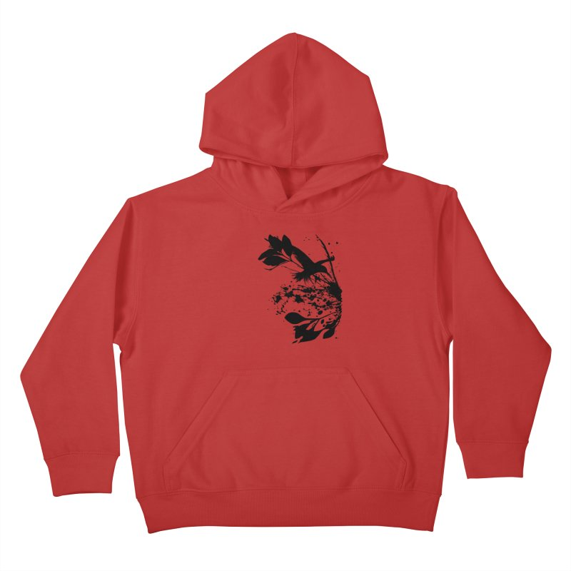 Nature's Matter Kids Pullover Hoody by expo's Artist Shop