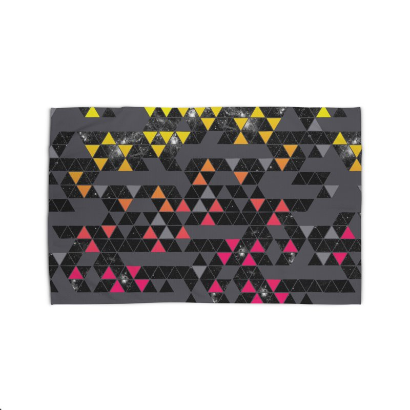 Gradient Space Home Rug by expo's Artist Shop