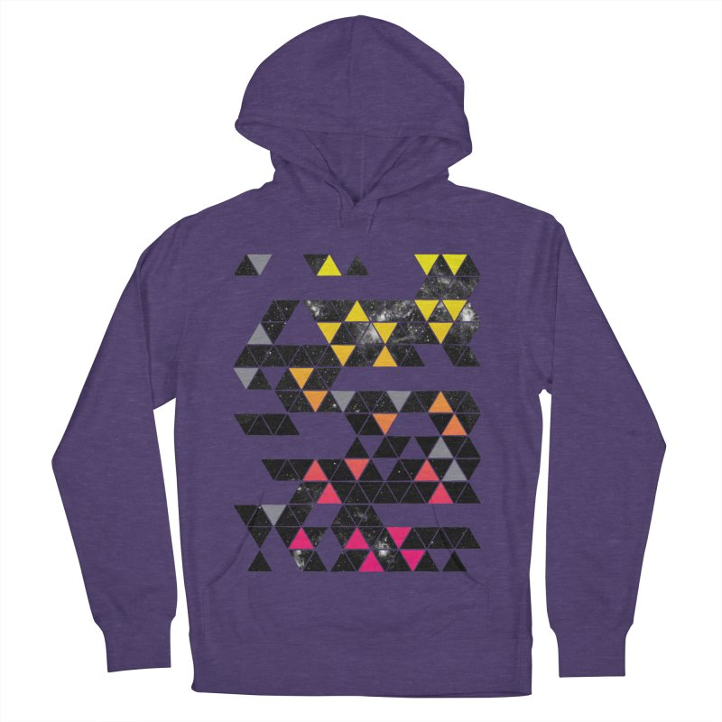 Gradient Space Women's Pullover Hoody by expo's Artist Shop