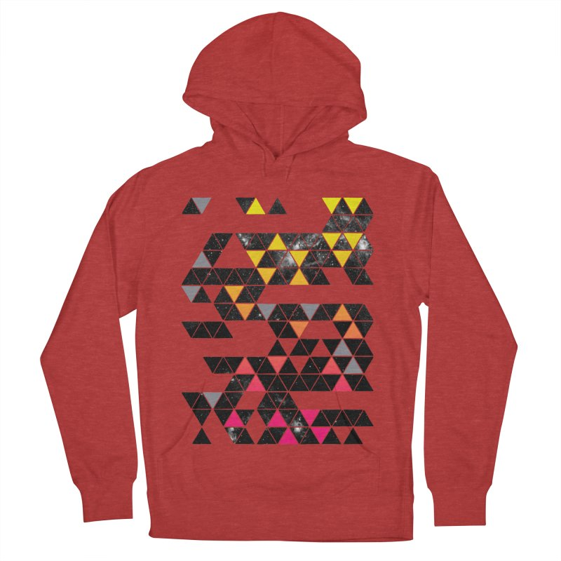 Gradient Space Men's Pullover Hoody by expo's Artist Shop