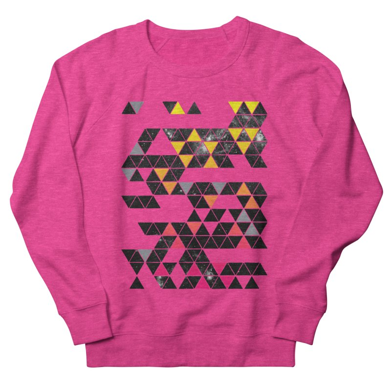 Gradient Space Women's Sweatshirt by expo's Artist Shop
