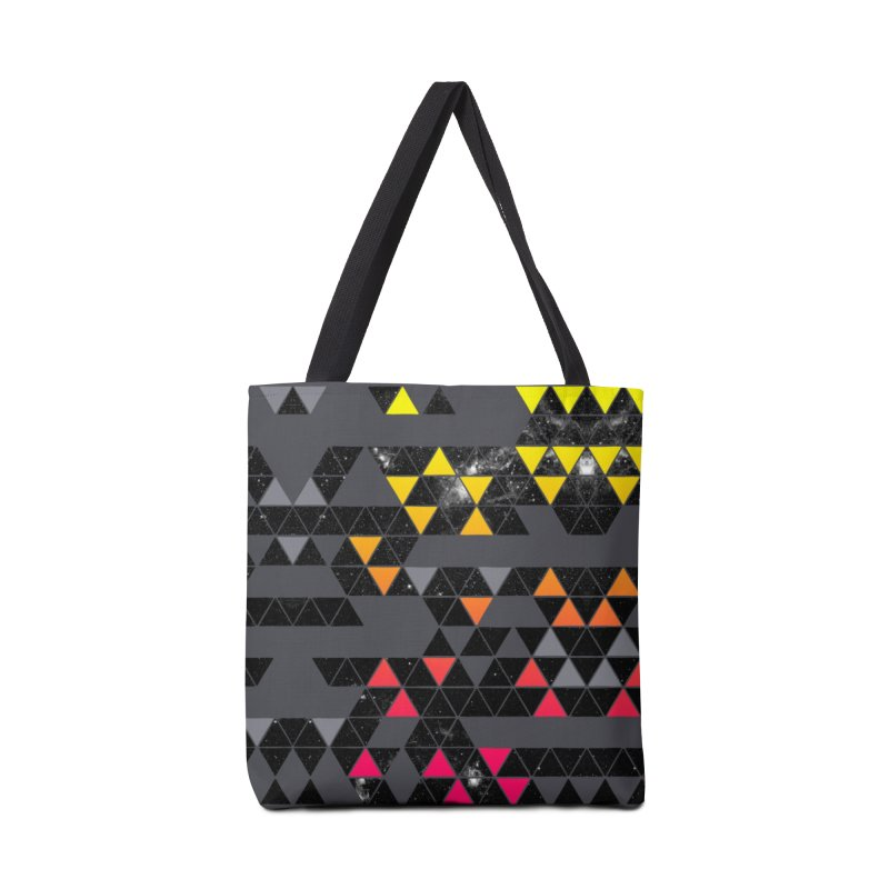 Gradient Space Accessories Bag by expo's Artist Shop
