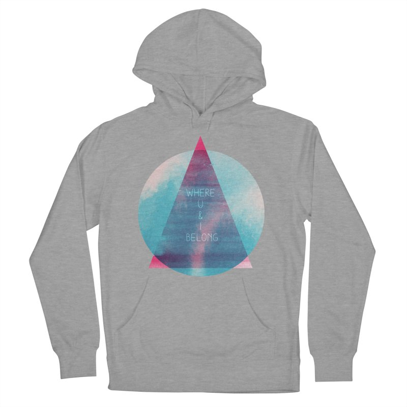 U & I Women's Pullover Hoody by expo's Artist Shop
