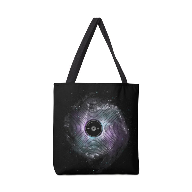 Space Music Accessories Bag by expo's Artist Shop