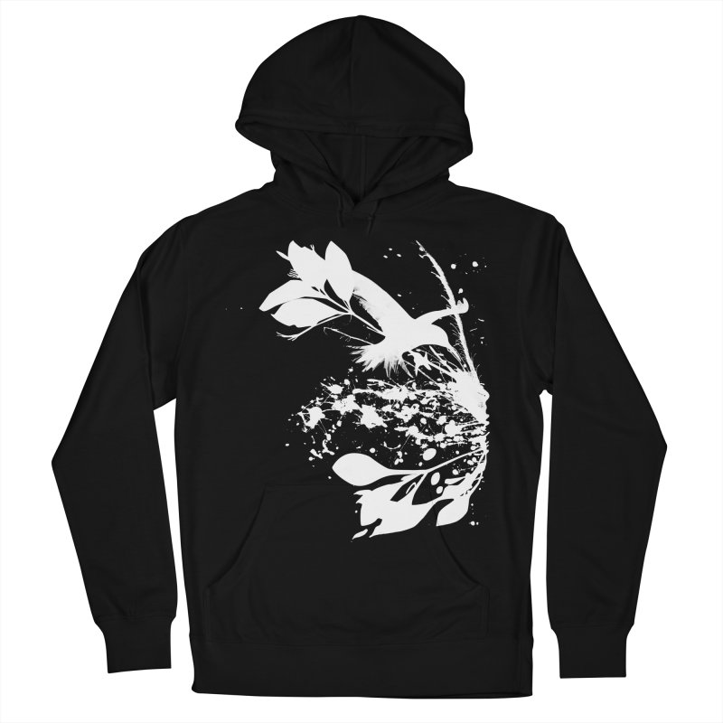 Nature's Matter [ .BLACK. ] Women's Pullover Hoody by expo's Artist Shop