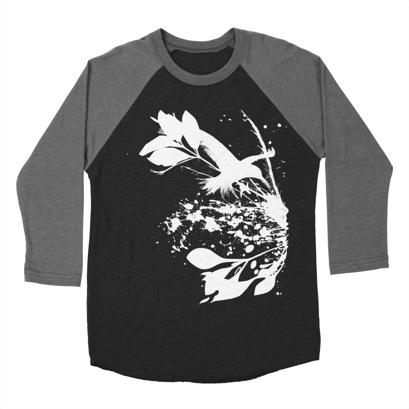 Nature's Matter [ .BLACK. ] Men's Baseball Triblend T-Shirt by expo's Artist Shop