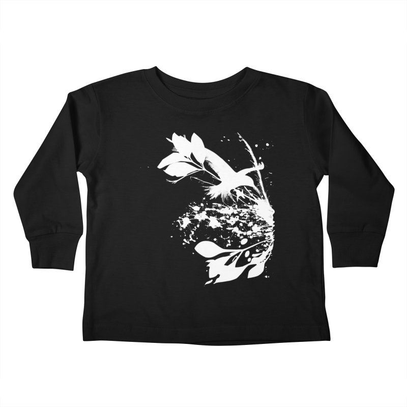 Nature's Matter [ .BLACK. ] Kids Toddler Longsleeve T-Shirt by expo's Artist Shop