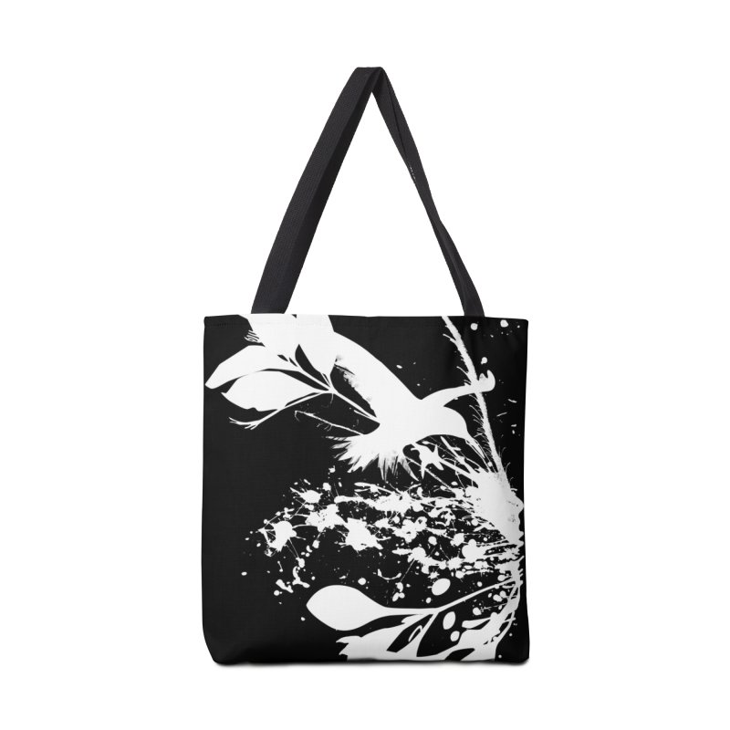 Nature's Matter [ .BLACK. ] Accessories Bag by expo's Artist Shop