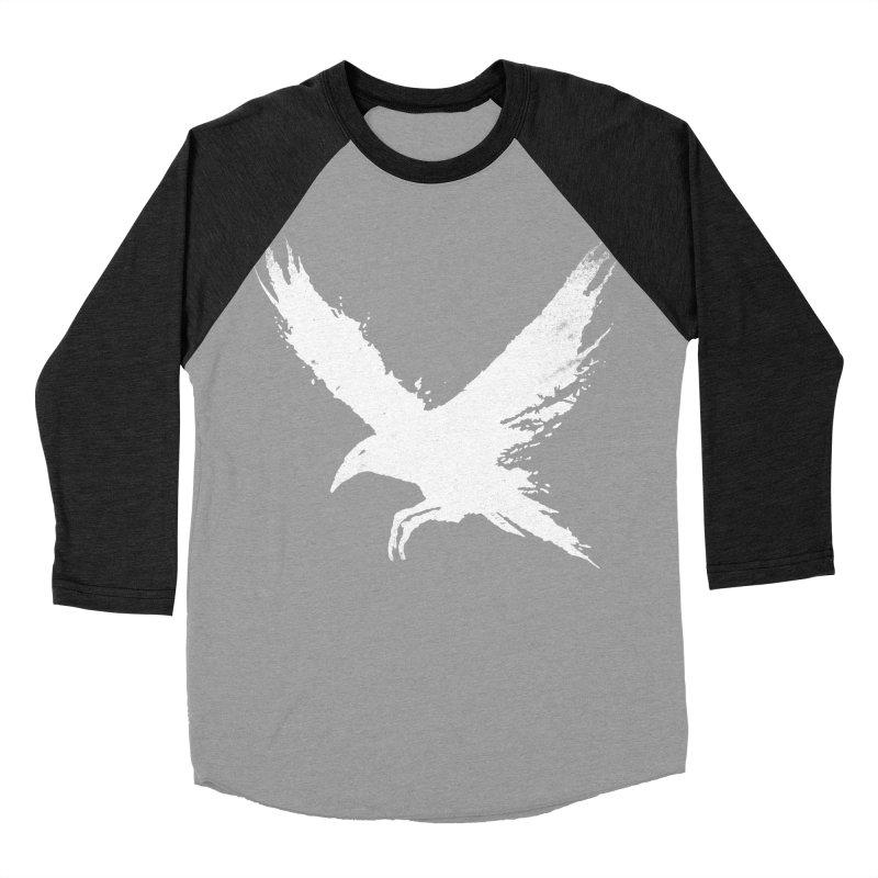The Raven [ .BLACK. ] Women's Baseball Triblend T-Shirt by expo's Artist Shop