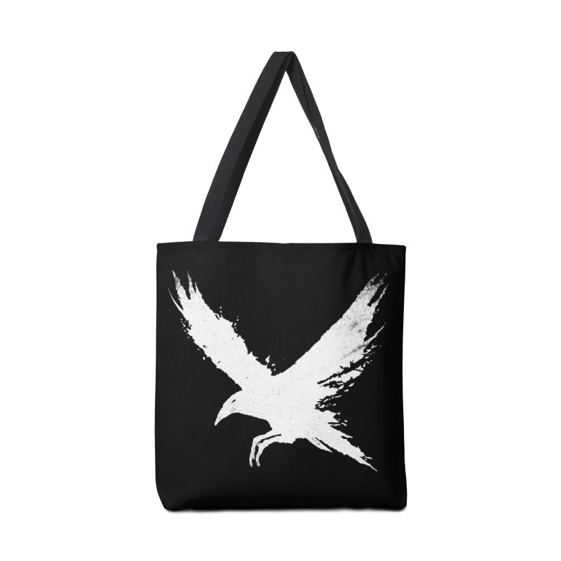 The Raven [ .BLACK. ] Accessories Bag by expo's Artist Shop