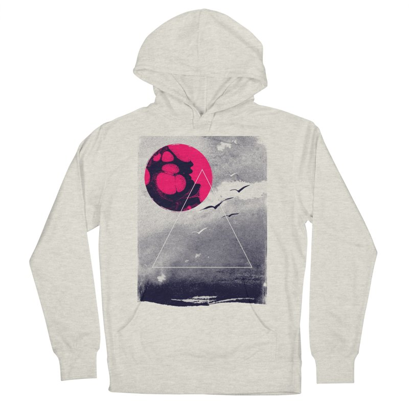 Memories Of Tomorrow Women's French Terry Pullover Hoody by expo's Artist Shop