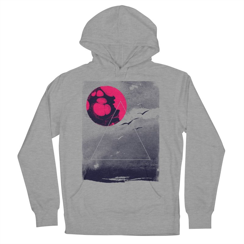 Memories Of Tomorrow Men's Pullover Hoody by expo's Artist Shop