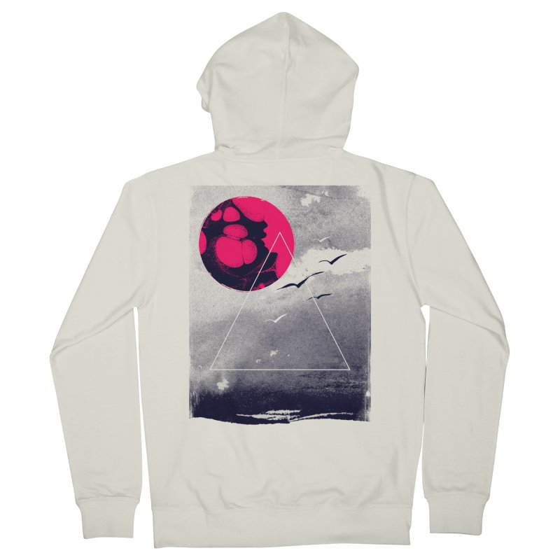 Memories Of Tomorrow Men's Zip-Up Hoody by expo's Artist Shop