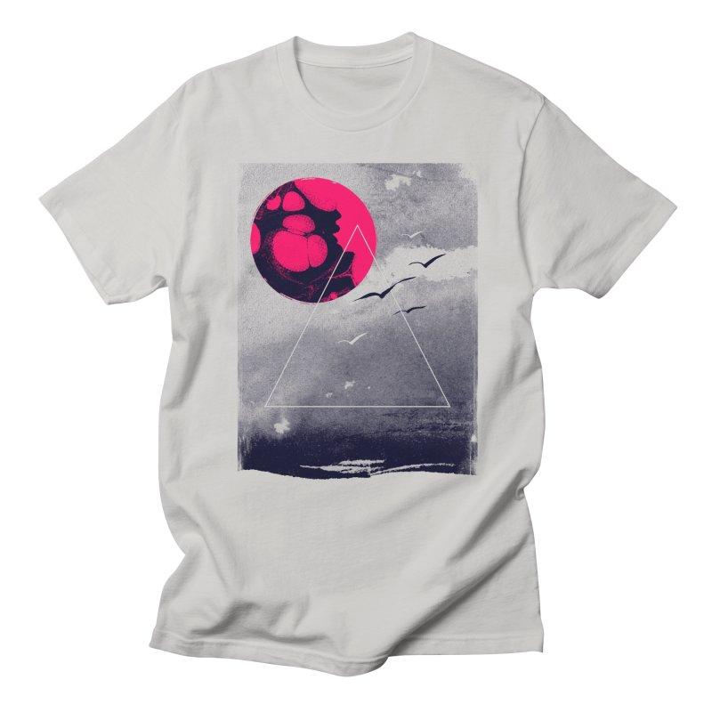 Memories Of Tomorrow Men's Regular T-Shirt by expo's Artist Shop