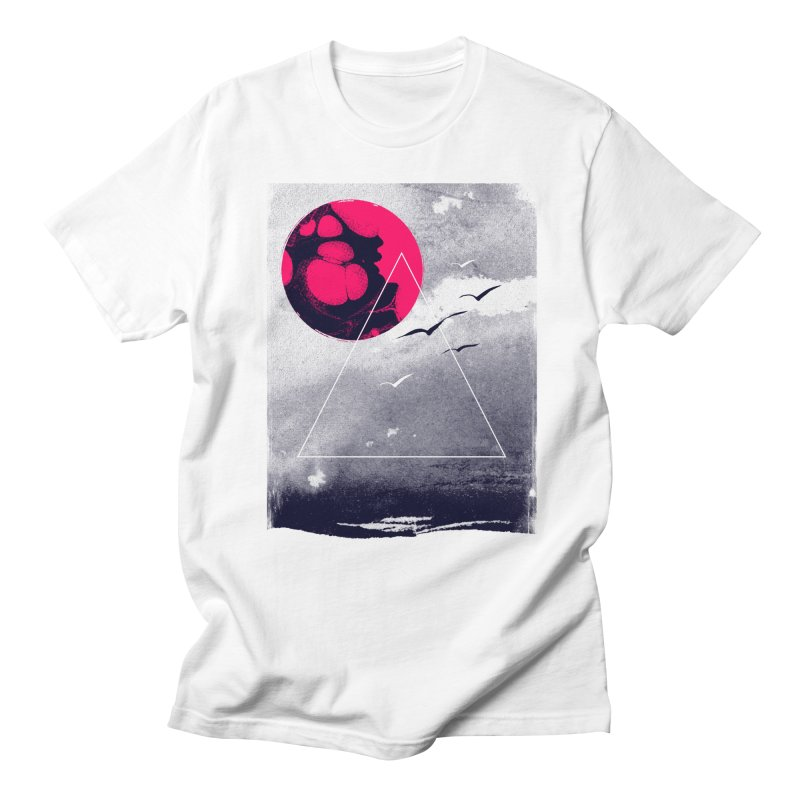 Memories Of Tomorrow Men's T-shirt by expo's Artist Shop