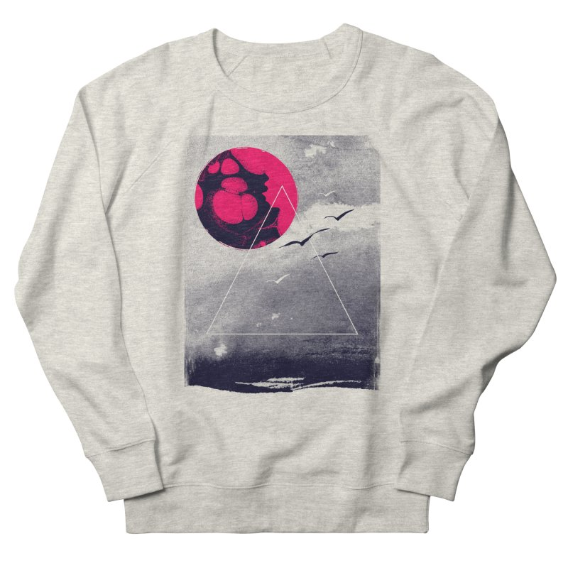 Memories Of Tomorrow Men's French Terry Sweatshirt by expo's Artist Shop