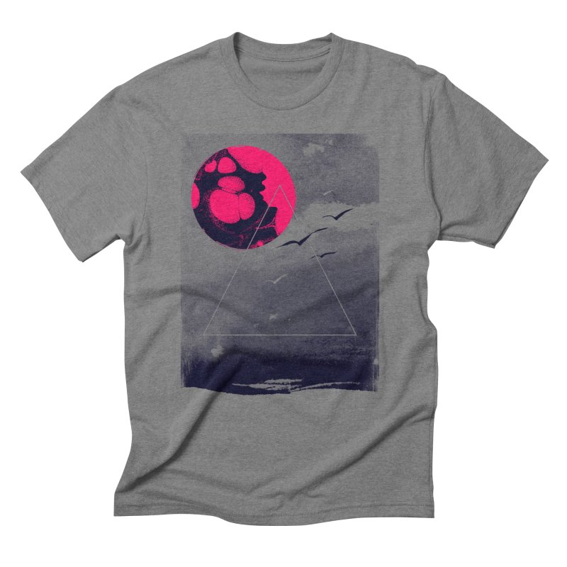 Memories Of Tomorrow Men's Triblend T-shirt by expo's Artist Shop
