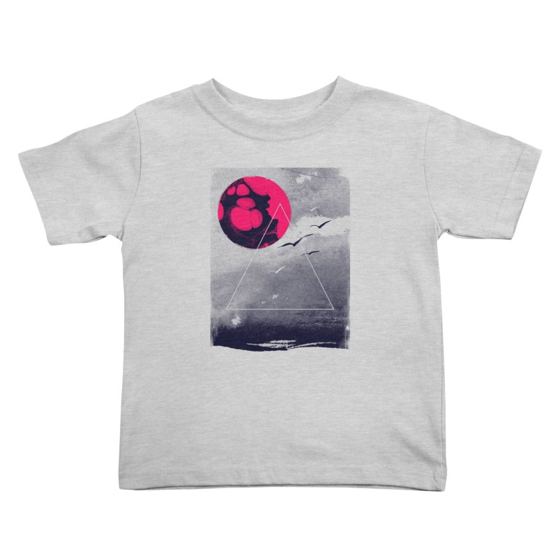 Memories Of Tomorrow Kids Toddler T-Shirt by expo's Artist Shop
