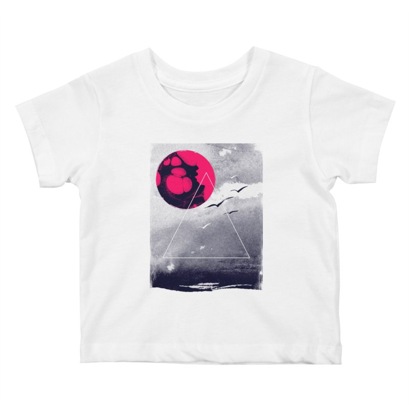 Memories Of Tomorrow Kids Baby T-Shirt by expo's Artist Shop