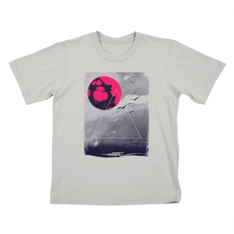 Memories Of Tomorrow Kids T-Shirt by expo's Artist Shop