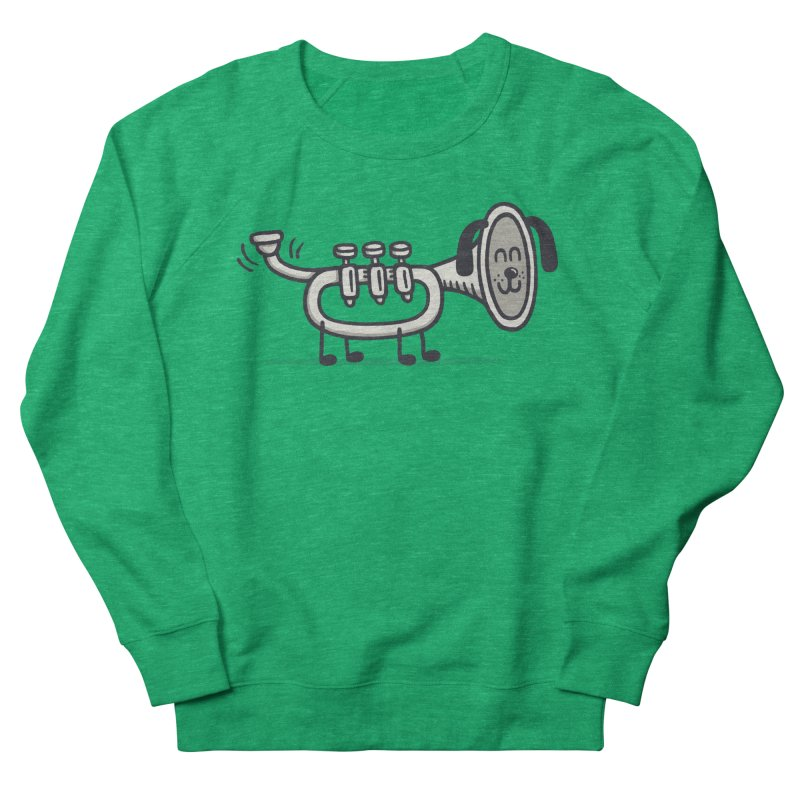 Trum Pet Women's Sweatshirt by expo's Artist Shop