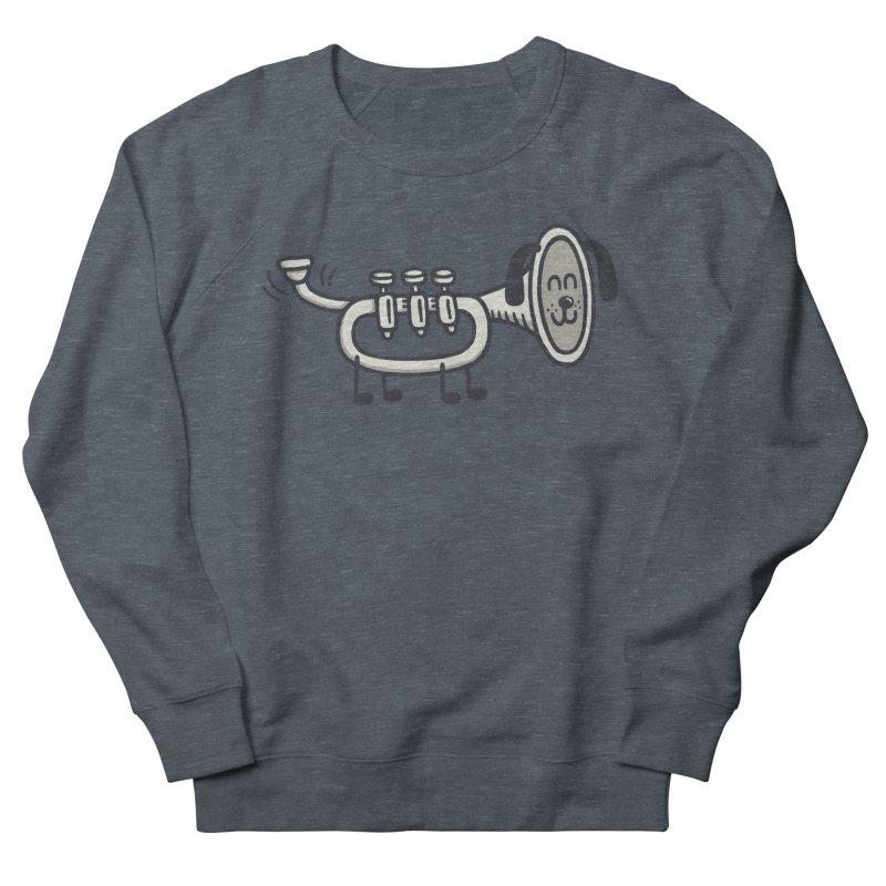 Trum Pet Men's Sweatshirt by expo's Artist Shop