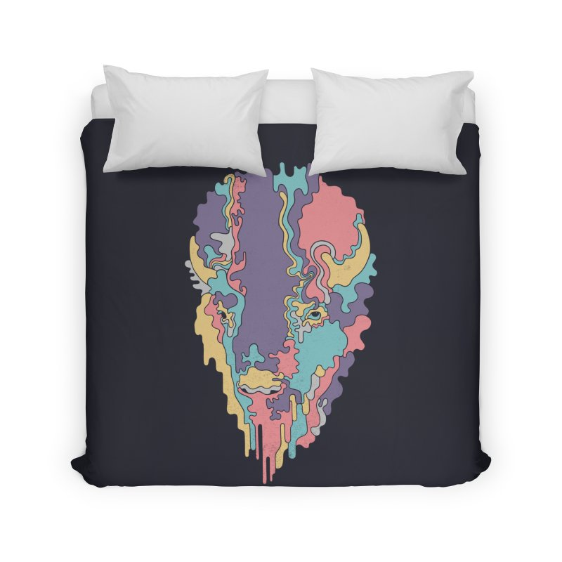Keep The Funk Home Duvet by expo's Artist Shop