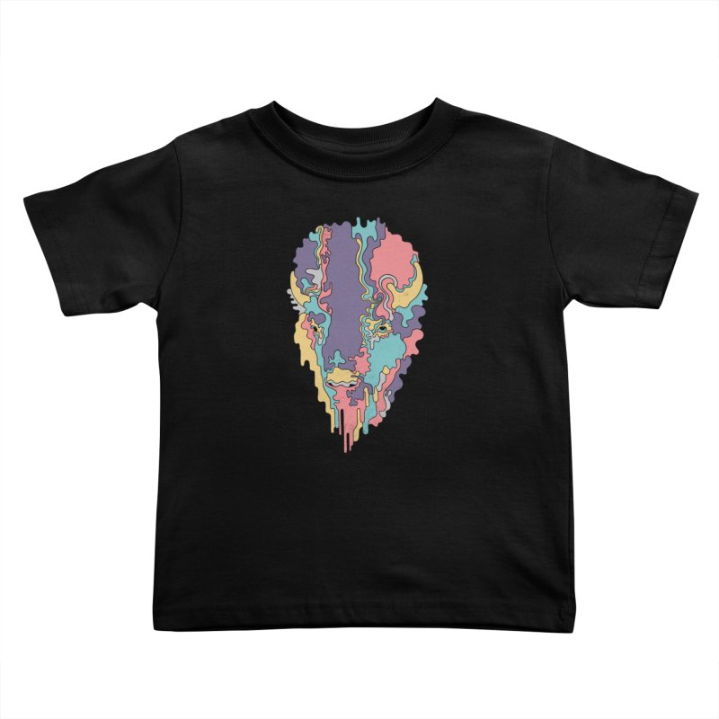 Keep The Funk Kids Toddler T-Shirt by expo's Artist Shop