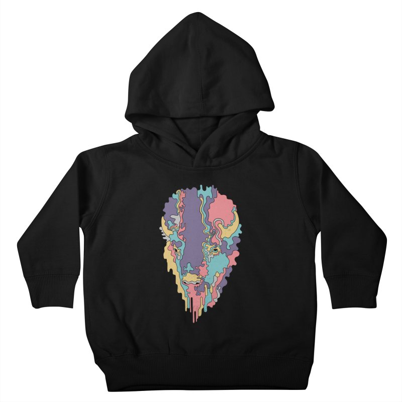 Keep The Funk Kids Toddler Pullover Hoody by expo's Artist Shop