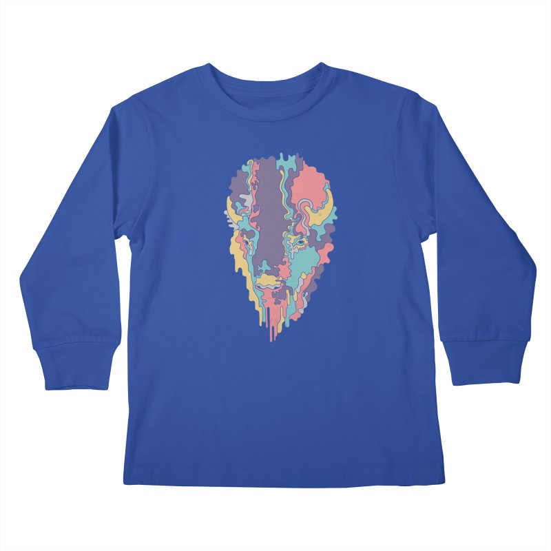 Keep The Funk Kids Longsleeve T-Shirt by expo's Artist Shop