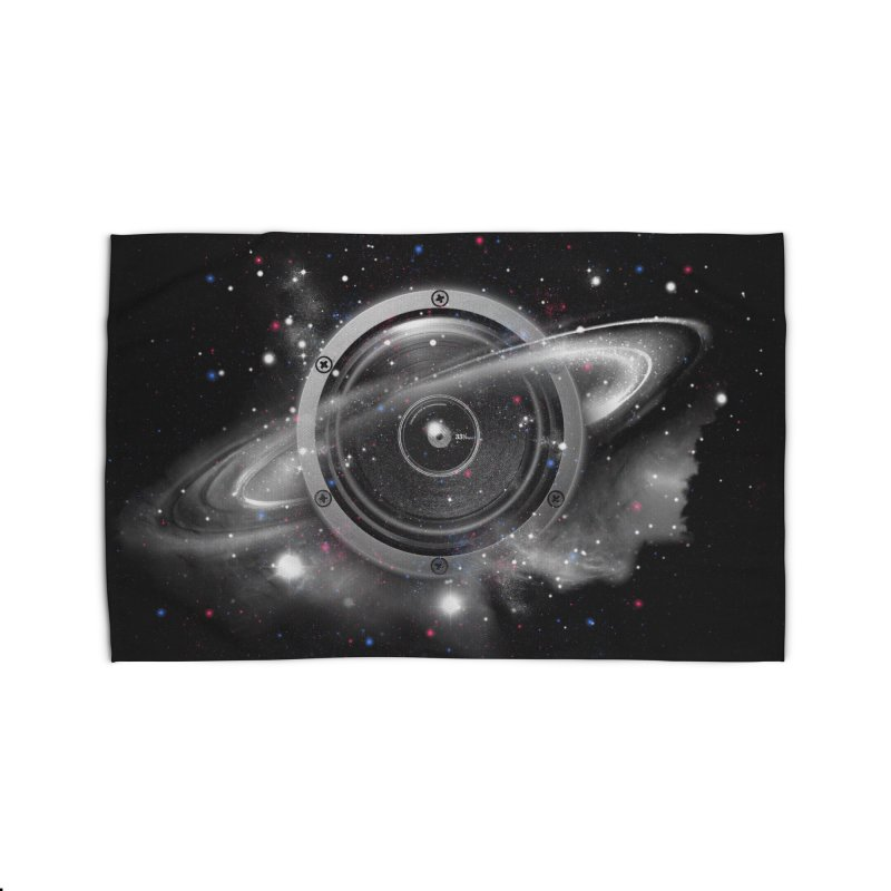 Planet Music Home Rug by expo's Artist Shop