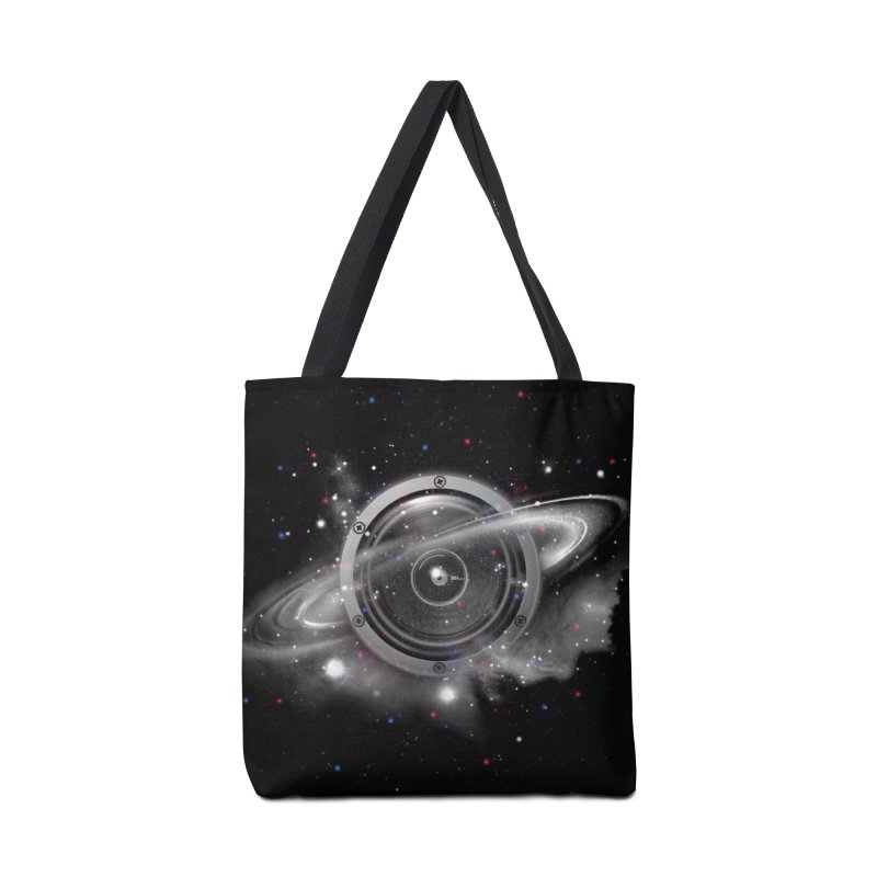 Planet Music Accessories Bag by expo's Artist Shop